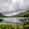 Lough Pollacappul at Kylemore Abbey, County Galway