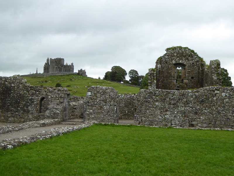 Hore Abbey and Rock of Cashel