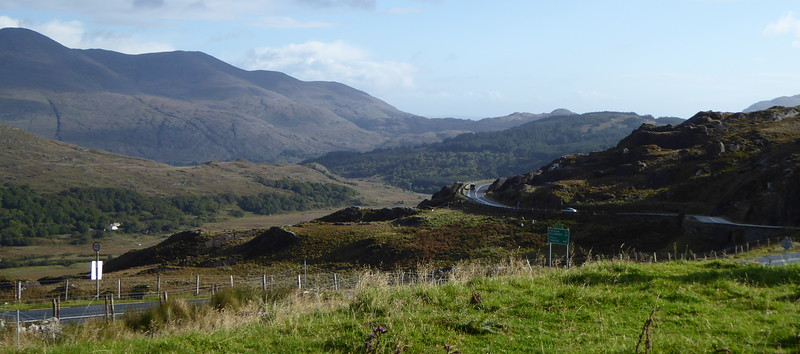 Molls Gap, Ring of Kerry
