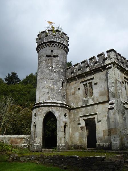 Ballysaggartmore Towers Gatehouse