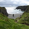 The cliffs at Tankardstown, Bunmahon Cliff Walk
