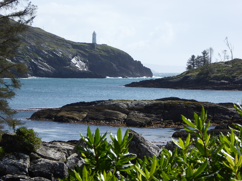 Lighthouse at Bullig Bay, Ring of Beara