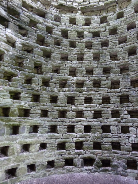 Dovecote at Ballybeg Priory