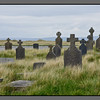 The saints go marching...<br /> Cemetery by Killeany