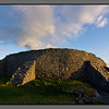 Dun Aonghasa<br /> Celtic stone fort dated 2000 B.C.