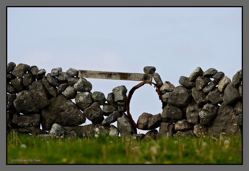 Elemental fence