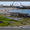 Bank holiday on the shores<br /> Harbour of Kilronan