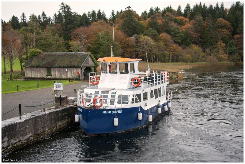 A great way to explore Lough Corrib