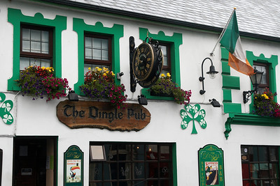 The Dingle pub in ... Dingle.