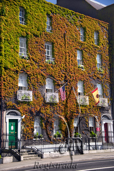 Boston College- Ireland