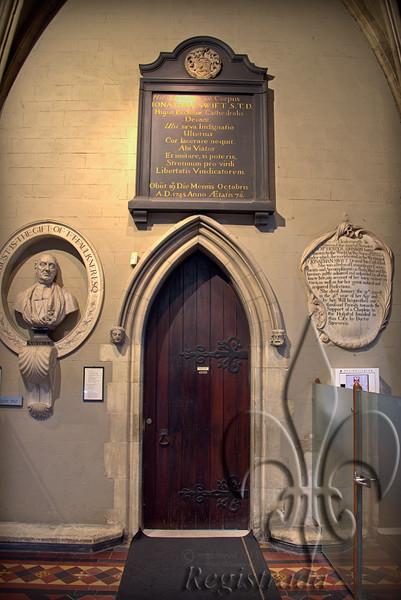 Jonathan Swift at St. Patrick's