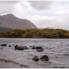 Lough in the Connemara.