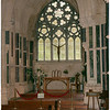 Inside the chapel at Kylemore Abbey.
