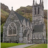 Chapel at Kylemore Abbey based upon Durham (in miniature).
