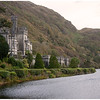 Kylemore Abbey up-close.