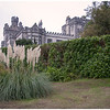 Gardening is all at Kylemore Abbey.