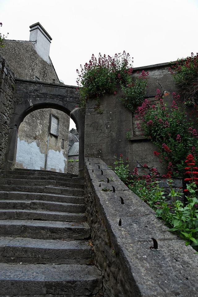 Stairs in Kilkenny