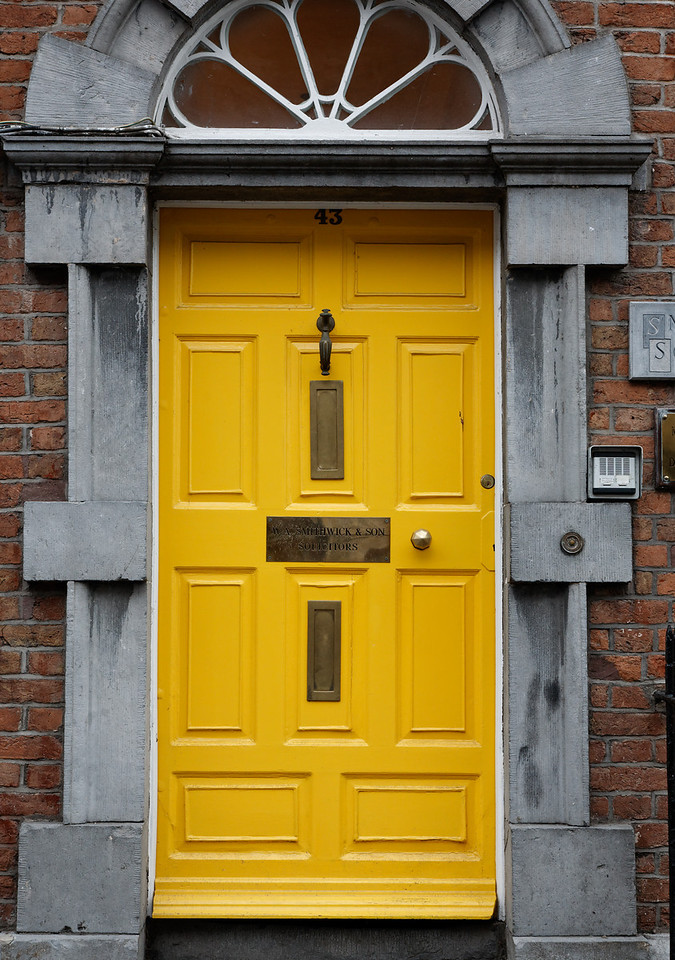 Door in Kilkenny