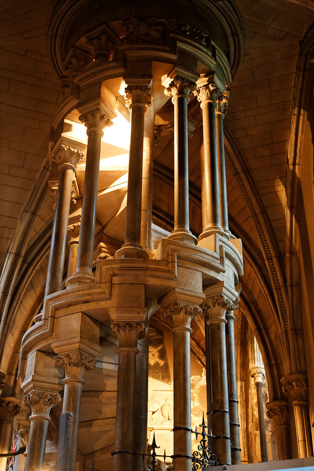 Spiral Staircase, St. Patrick's Cathedral