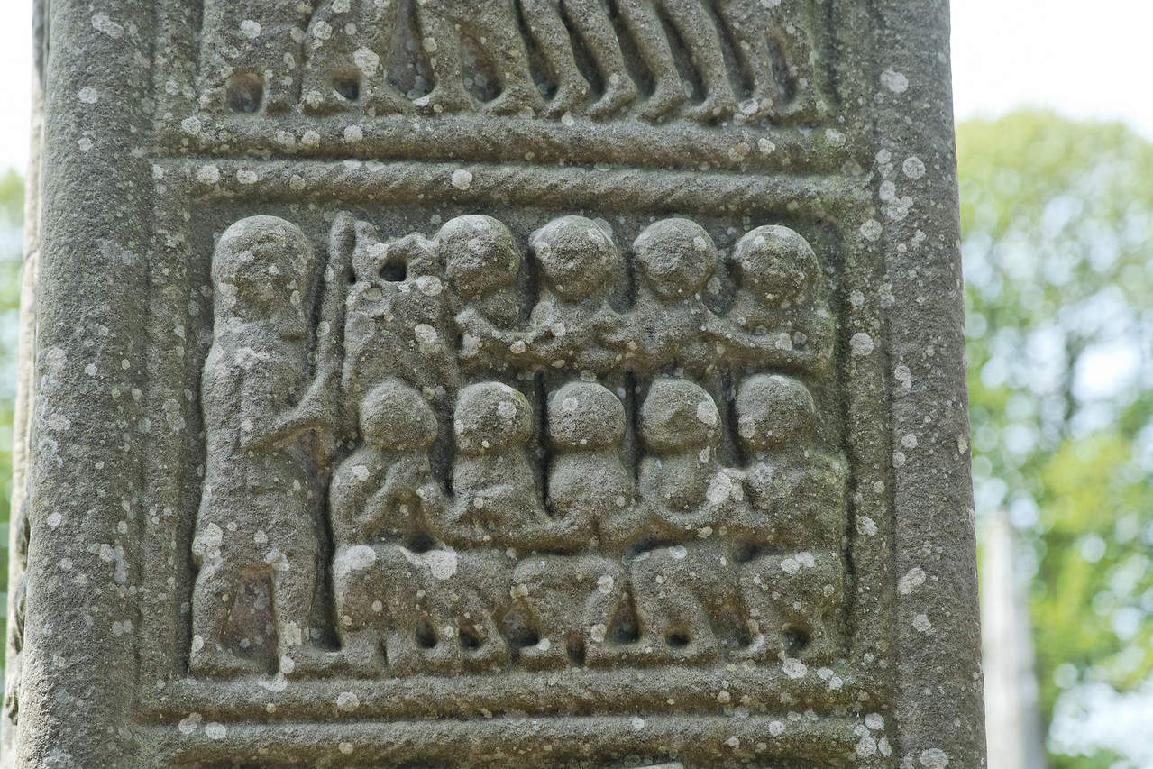 Muiredach Cross, Monasterboice