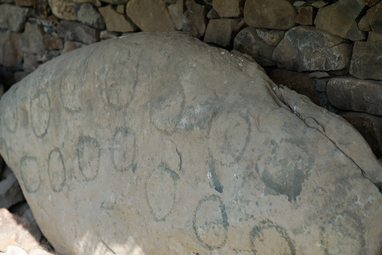 Neolithic Rock Art, Knowth Passage Tomb