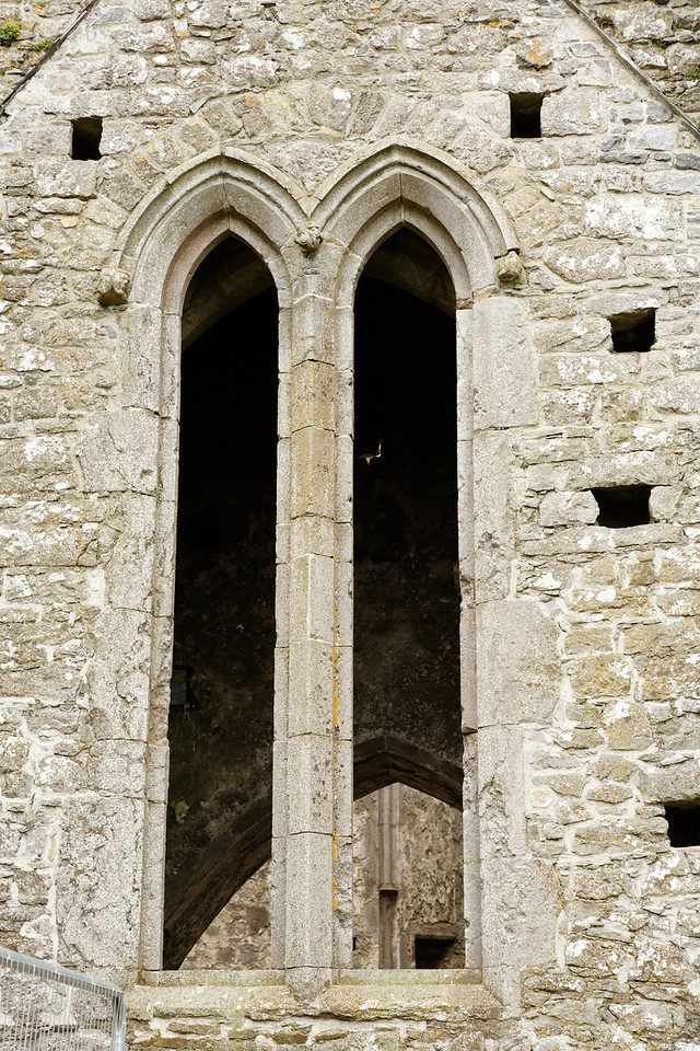 Window, Rock of Cashel