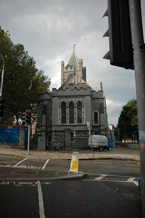 Christ Church in Dublin