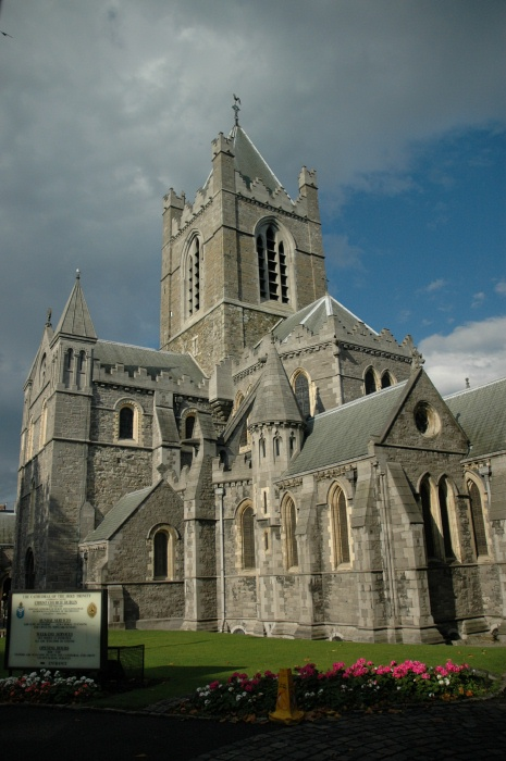 Christ Church in Dublin