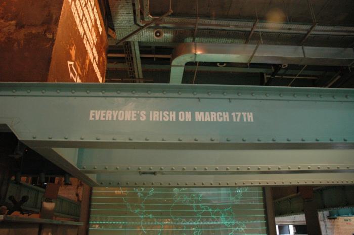 Everyone's Irish