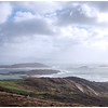 Panorama of the southwest portion of the Ring of Kerry