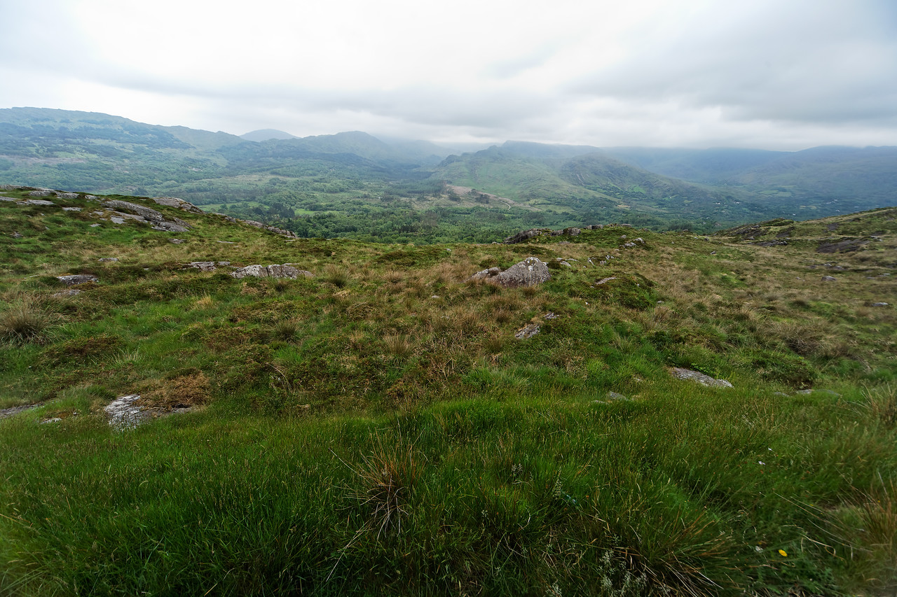 Caba Mountains, County Kerry