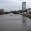 The annual Swimming of the Liffey