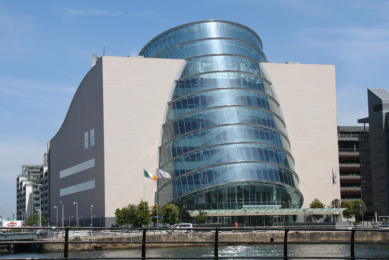 The Convention Center, Dublin.