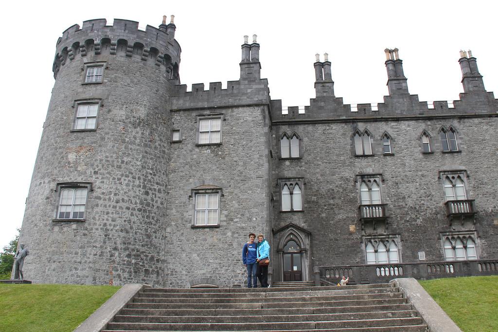 Kilkenny Castle, in Kilkenney