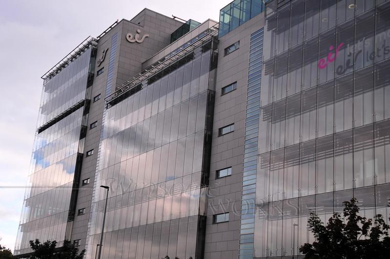 Eircom building in Dublin