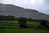 One of the mountains in The Burren near West coast of Ireland