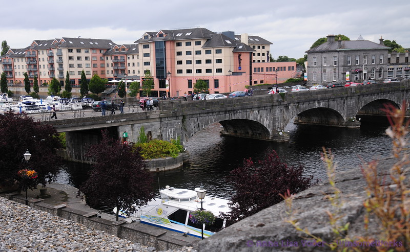 The Bridge of Athlone, seen from Athlone Castle wall