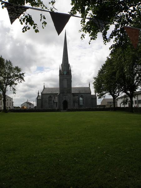 Town Hall (former church), Cloghjordan