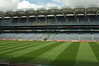 Croke Park holds more than 82,000 peopleand is the 4th largest stadium in Europe.  Top players of these sports don't get paid.  It is completely voluntary and you must have a job to join.