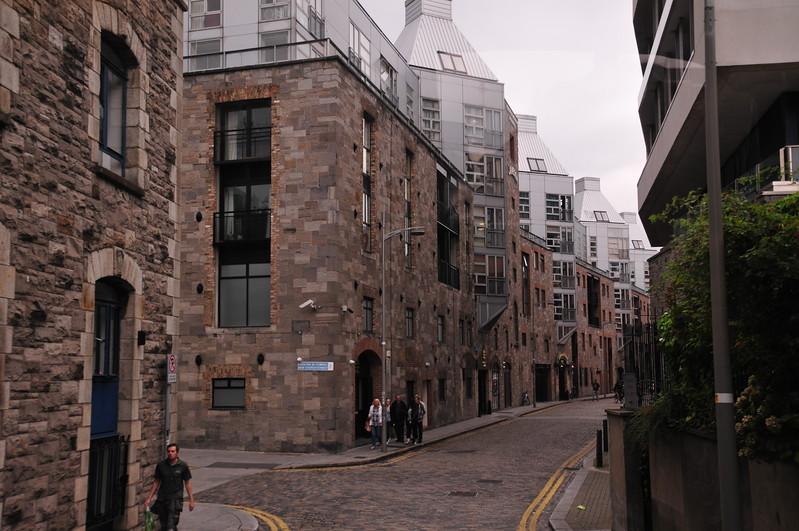 Bow St. in Dublin