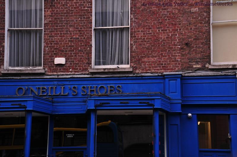 O'Neill's Shoes