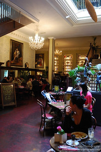 Bewley's Cafe.