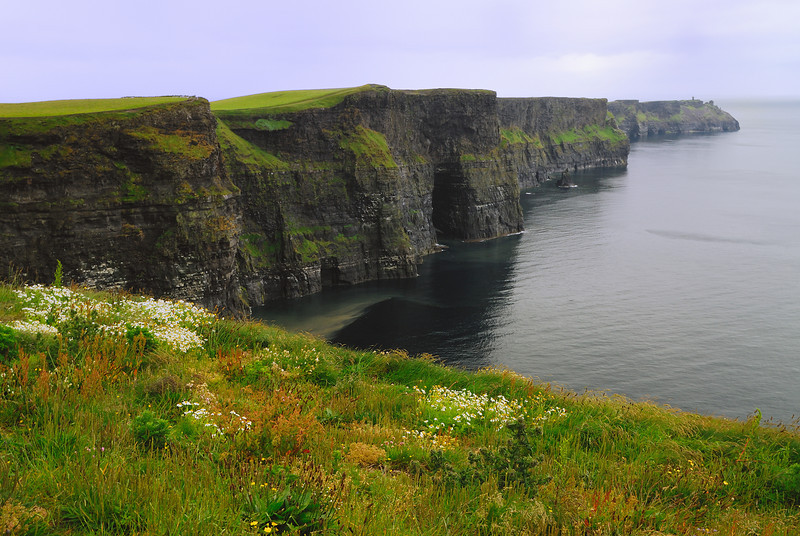 Cliffs of Moher near Galway, Ireland