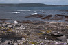 Looking out from Northwest side of Inis OIrr