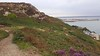 Pano of Cliff Path with Kilrock, Balscadden Bay & Ireland's Eye