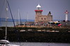 Howth Light & harbour