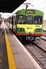 DART train at Howth  (Dublin Area Rapid Transit)