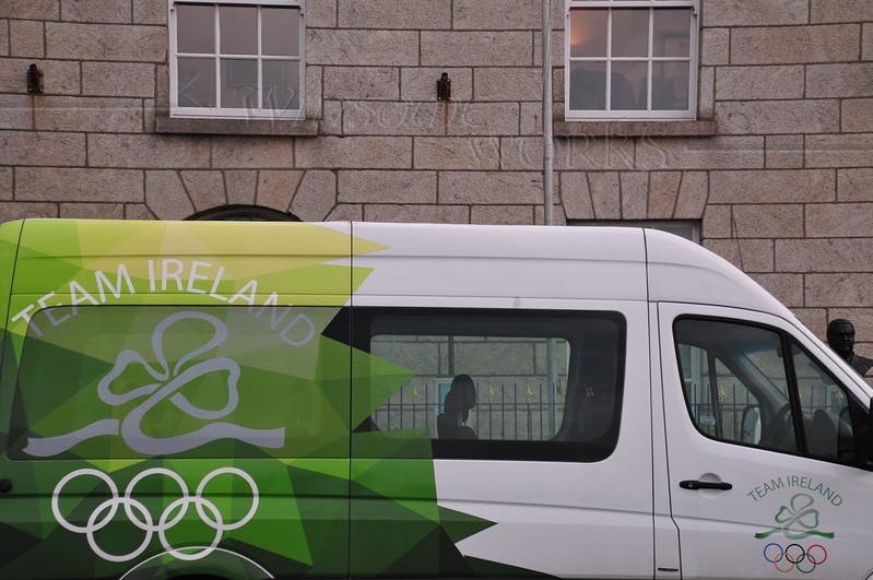 Team Ireland (Olympic team) at Howth resort