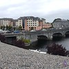 Pano of the Bridge of Athlone - view from the castle