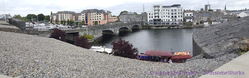 The Bridge of Athlone